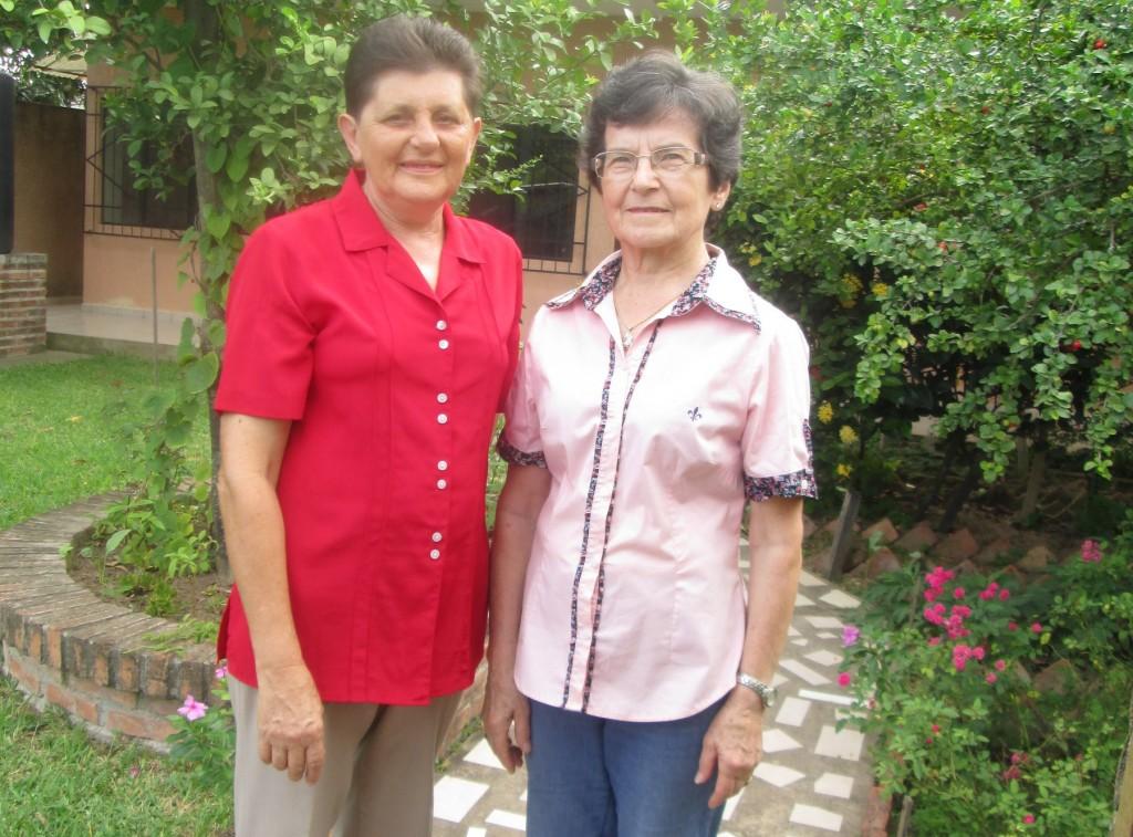 Comunidade Bolívia - Irmãs ICM