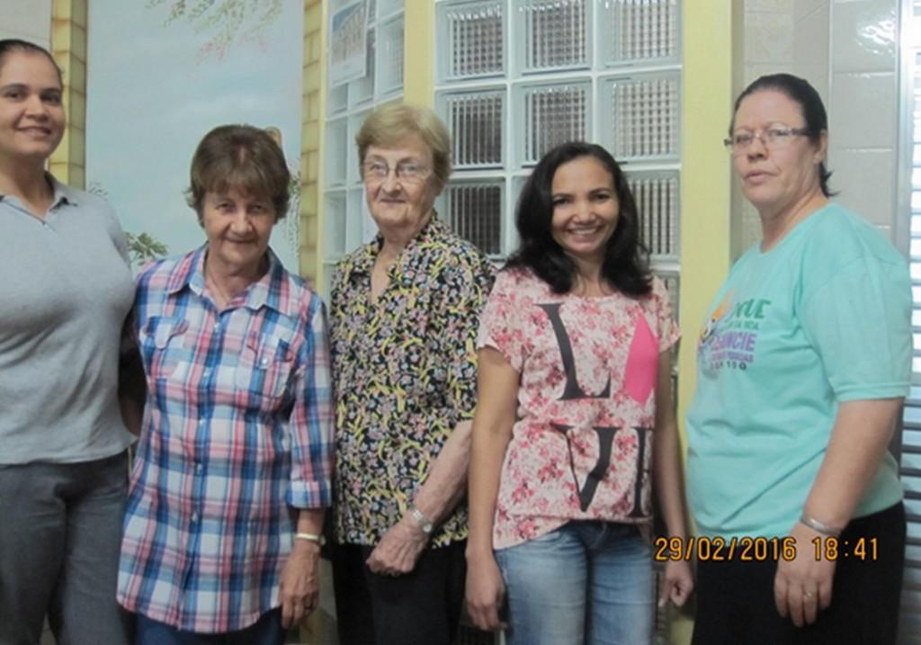 Comunidade ICM Belém SP