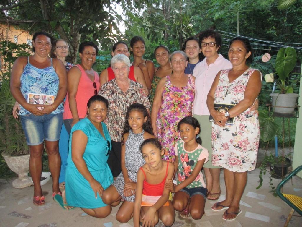 Pinheiro - Maranhão - Irmãs ICM