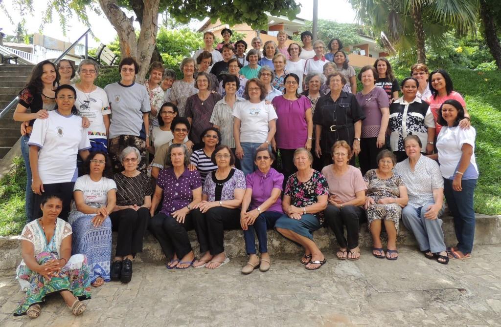 Capitulo de fundação da Província ICM de Guadalupe