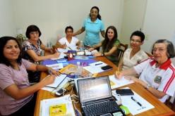 Articuladoras regionais da Província Guadalupe debatem planejamento estratégico