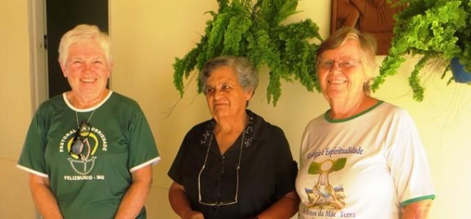 Irmã Ernilda Souza é enviada para missão intercongregacional em assentamento