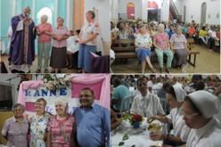 Irmã Ernilda Souza relata a acolhida na comunidade intercongregacional
