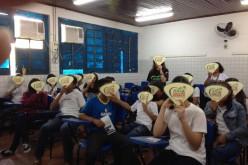 Ação de prevenção ao abuso exploração sexual e tráfico de pessoas na Escola Municipal Antônio Matias Fernandes – Manaus-AM