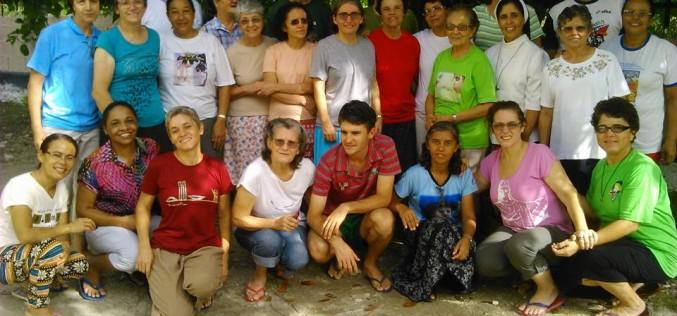 Missionárias no Haiti se reúnem para celebrar