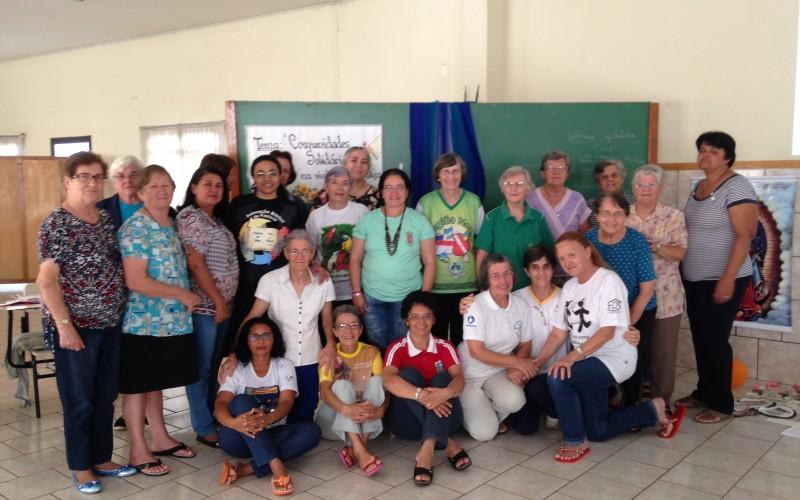 Assembleia do Regional: Venezuela, Goiânia, Amazonas, Tocantins, Brasília, Mato Grosso. Na cidade de Goiânia.