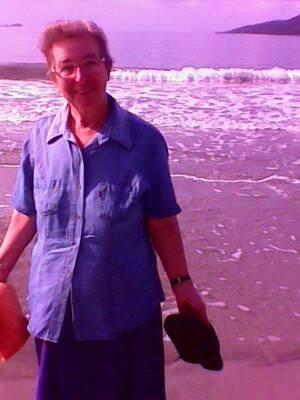 Irmã Leonia já está no Haiti
