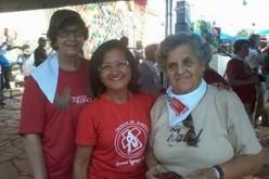 Irmãs participam da Romaria dos Mártires no Mato Grosso
