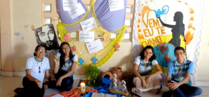 Encontro Vocacional é realizado em Fortaleza-CE