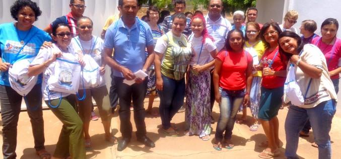 Província Guadalupe promove missão vocacional no Piauí